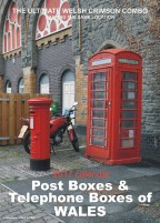 Post Boxes & Telephone Boxes of WALES 2017 calendar