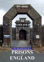 Her Majesty's Prisons of England 2019 calendar