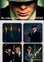 New By Order of the Peaky Blinders coaster set