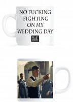 Peaky Blinders Wedding Mug