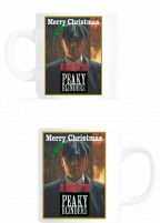 Peaky Blinders 'Merry Christmas' Mug