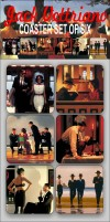 JACK VETTRIANO coaster set of six