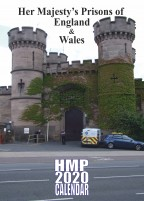 Her Majesty's Prisons of England & Wales 2020 calendar