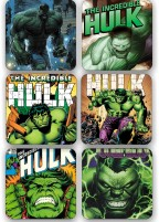 INCREDIBLE HULK SIX PACK