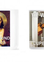 I've found Jesus – he was in the cupboard, mug