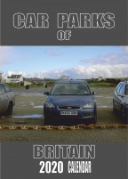 2020 CAR PARKS OF BRITAIN calendar