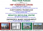 Piss-Poor Puzzles present – 'CLEETHORPES PROMENADE' 60 piece jigsaw