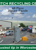 Piss-Poor Puzzles present – Redditch Recycling Centre 60 piece jigsaw