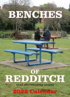 Benches of Redditch (and surrounding areas) 2022 calendar